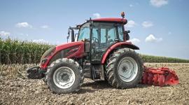 Opony Continental w ciągnikach rolniczych Valtra Rolnictwo, BIZNES - Continental nawiązał współpracę z firmą Valtra, fińskim producentem ciągników rolniczych.