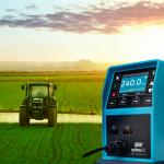 Pompa dozująca Qdos zasilana napięciem 12-24V umożliwia zastosowania mobilne